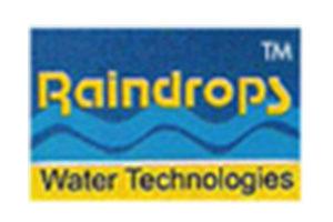 Raindrops Water